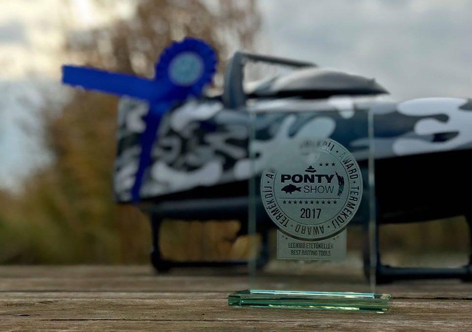 Pontyshow – Az év etetőhajója – 2017